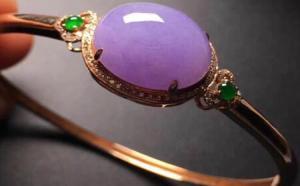 紫罗兰翡翠好不好,有收藏价值吗?