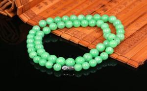不同颗数珠子的翡翠珠链,其寓意一样吗?