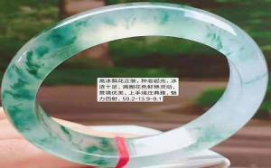 正装翡翠手镯图片欣赏,这才是最受欢迎的款式!
