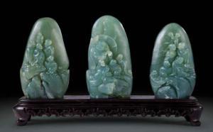 蛇纹石玉有什么颜色?绿色越深品质越好?