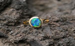 佩戴欧泊的奇效,是西方皇室贵族青睐的宝石!