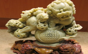在中國印文化,青田石具有什么地位?