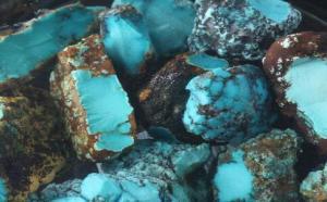 湖北省绿松石的五大矿口以及特点