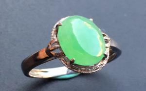 建议收藏!男士翡翠戒指的佩戴方法