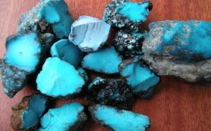 教你3种方式鉴别扎克里法处理绿松石
