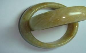 蛇纹石玉手镯戴着哪只手比较好?