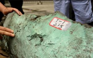 天价绿松石原矿1100万?什么样的绿松石才值这个价?