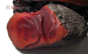 假南红是什么样子的?图文简介仿制南红的玉石