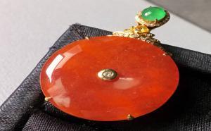 天然紅翡和焗色紅翡區別是什么?如何區分天然紅翡與火燒紅翡?