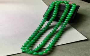 翡翠珠链的寓意有哪些?颗数不同寓意也不同!