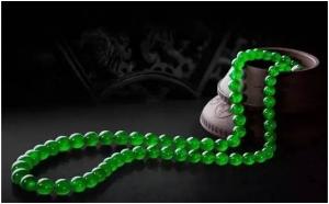 翡翠珠链价格为什么那么贵?看完你就懂了!