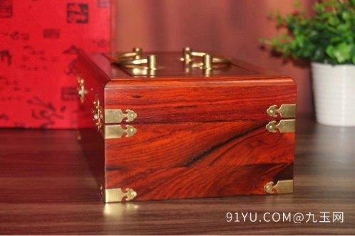 品名:双拎双层首饰盒材质:老挝酸第6张
