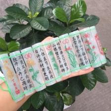 云南a货翡翠豆绿摆件