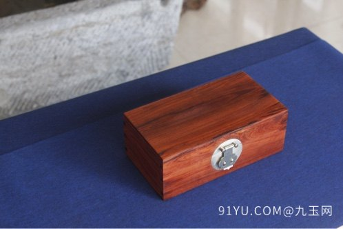 小叶紫檀首饰盒第2张