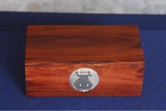 小叶紫檀首饰盒