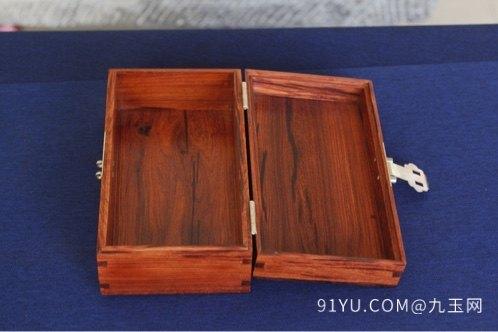 小叶紫檀首饰盒第4张