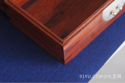 小叶紫檀首饰盒第7张