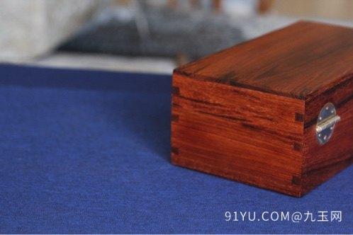 小叶紫檀首饰盒第8张