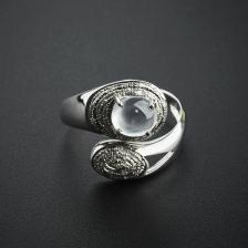 翡翠玻璃种戒指