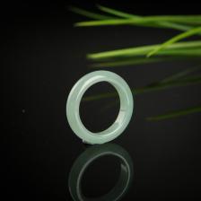 糯种翡翠戒指