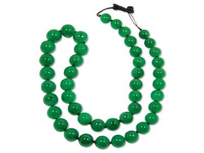 翡翠珠链颗数选择大有讲究,不同颗数有不同寓意