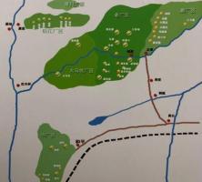 缅甸翡翠六大原生矿区分布图及各厂区特点