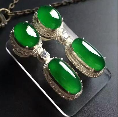 天然祖母绿和翡翠帝王绿,还是真的不是同一样东西
