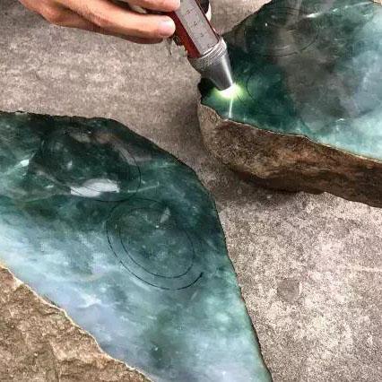 高冰种原石