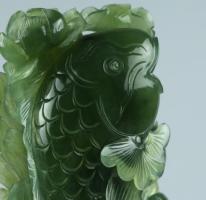 岫玉鱼的象征,什么样的寓意能让它如此受宠?