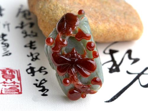 翡翠甲壳虫