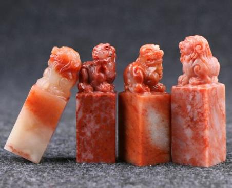 寿山石是艺术珍品,怎么判断寿山石印章的收藏价值呢?