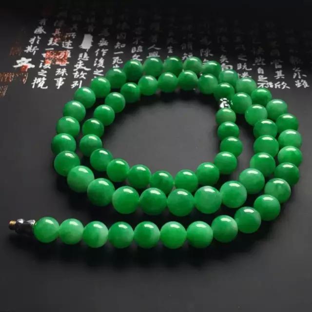 如何挑选翡翠珠链?其价值从哪几方面看?