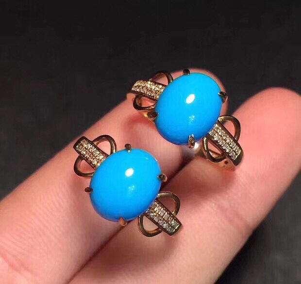 蓝松石和绿松石哪个会更好?两者有什么区别?
