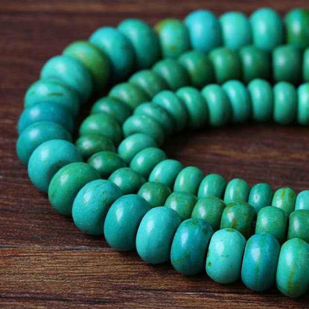 二代绿松石盘玩的效果是如何的?它会变色吗?