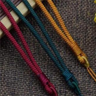 翡翠佛用什么颜色绳子