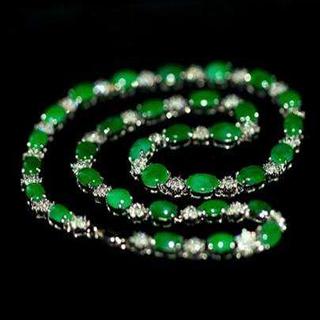 翡翠珠链的类型有哪些