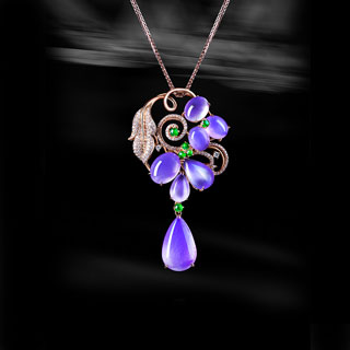 翡翠和什么宝石搭配好看