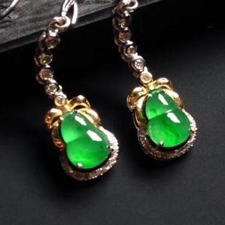 翡翠陽綠和果綠的區別