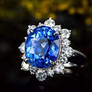 蓝宝石的国际颜色等级