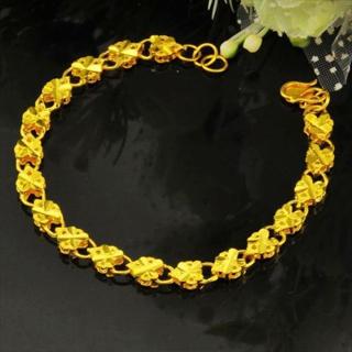 黄金小金鱼手链的寓意
