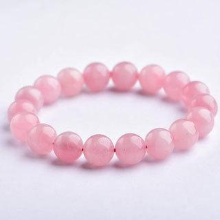 粉色芙蓉石值钱吗
