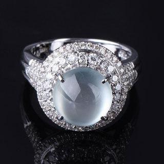 高冰玻璃种翡翠值钱吗
