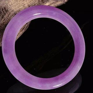 玻璃种紫色翡翠价格