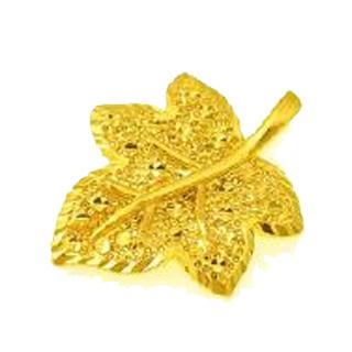 黄金树叶吊坠有什么寓意