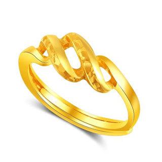 女款金戒指