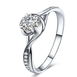 钻石戒指寓意