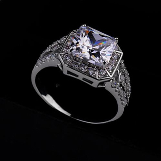戒指镶钻多少钱