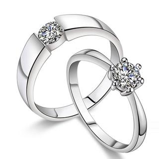 情侣戒指款式