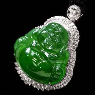 老翡翠祖母绿和帝王绿收藏价值