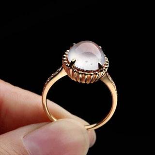 手指戴戒指的尺寸